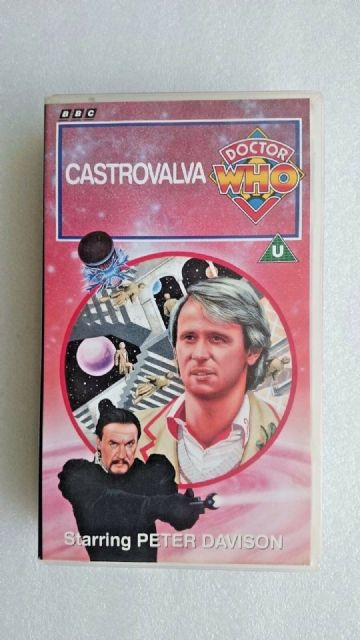 Doctor Who - Castrovalva (VHS/H, 1992)